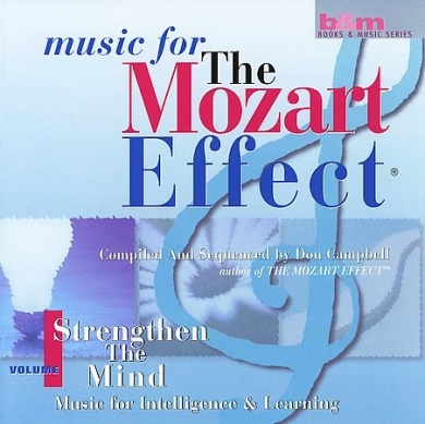 Mozart Effect® - Mozart Music CD for Children and Adults ...