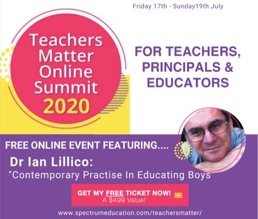 Teachers MatterOnline Summit 2020